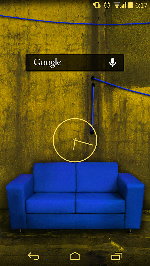 Arctic Yellow CM11 AOKP Theme- screenshot