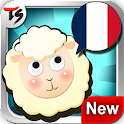TS French Conversation Game icon