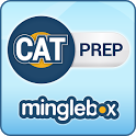 CAT MBA Exam Prep by MingleBox icon