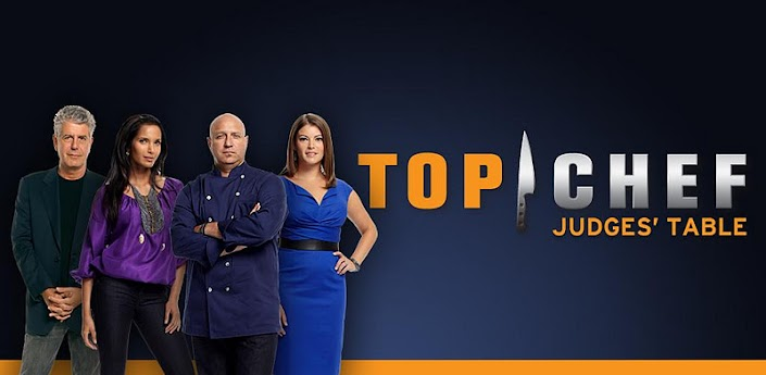 Top Chef Judges' Table