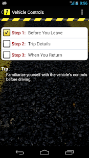 Steer Clear® Mobile- screenshot thumbnail