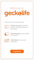 Screenshot of GeckoLife
