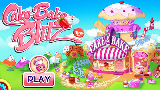 Cake Bake Blitz for Tango - screenshot thumbnail
