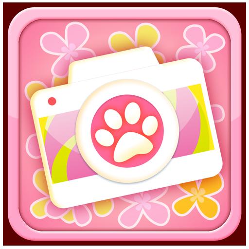 我的貓咪照片貼紙簿 攝影 App LOGO-硬是要APP