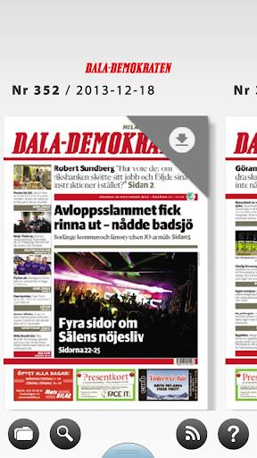 Dala-Demokraten e-tidning