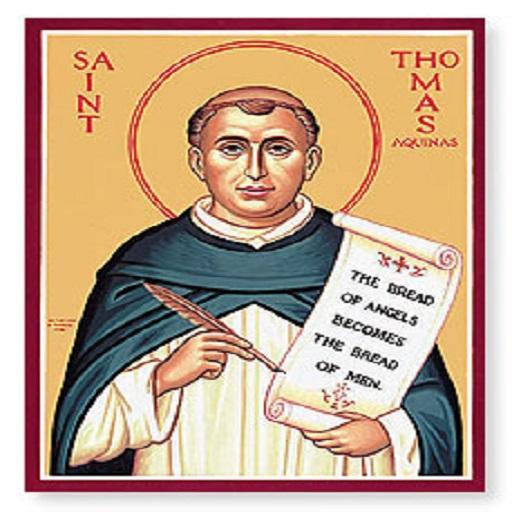書籍必備App St. Thomas Aquinas LOGO-綠色工廠好玩App