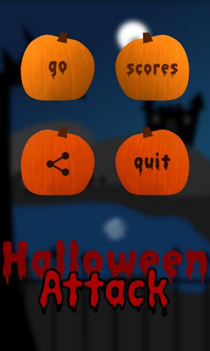 Halloween Attack