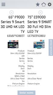 Samsung TV - screenshot thumbnail