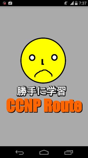 勝手に学習 CCNP ROUTE 642-902J対応