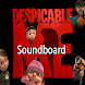Despicable Me Sounboard Donate icon
