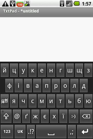 Belarusian on demand - screenshot