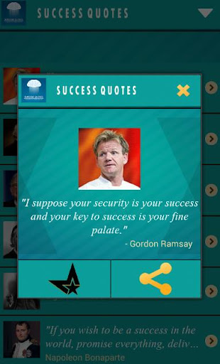 【免費教育App】Quotes About Success-APP點子