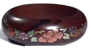 Bangle Painting-Brown Beauty