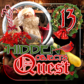 Hidden Objects Quest 13