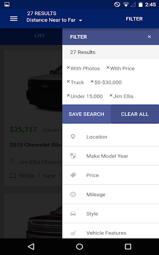 Autotrader - Cars For Sale Screenshot