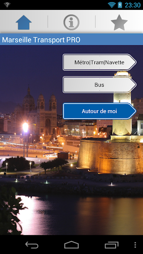 Marseille Transport PRO