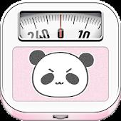体重管理♪ダイエットbyだーぱん ☆超便利シリーズ第2弾☆