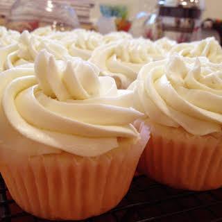 Perfect Coconut Cupcakes.