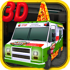 Pizza Delivery Truck Simulator for PC and MAC