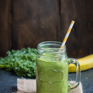 Green Protein Smoothie.