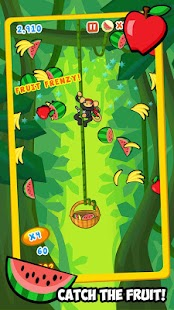 Fruit Monkeys Free - screenshot thumbnail