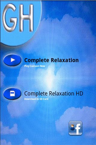 Complete Relaxation-G. Harrold - screenshot