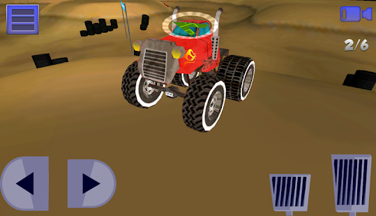 玩免費模擬APP|下載3D MONSTER TRUCK OFF ROAD app不用錢|硬是要APP