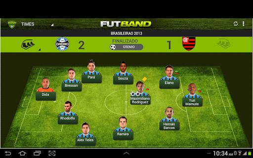 Fut Band Tablet