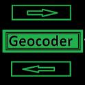 Geocoder icon