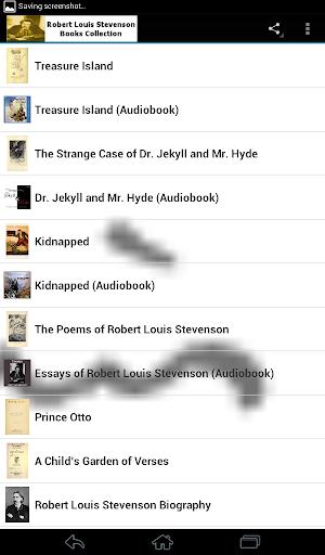 Robert Louis Stevenson Books