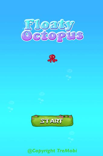 Floaty Octopus