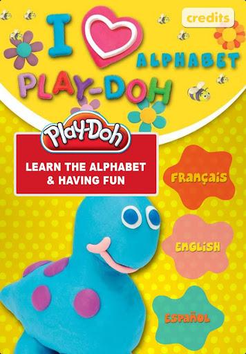 ALPHABET PLAY-DOH - Kid Fun