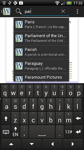 Wiki pro (Wikipedia) v3.2 Android Apps APK