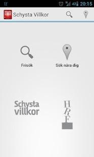 Schysta Villkor– miniatyr av skärmdump