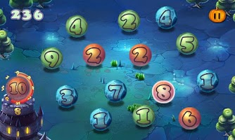 Screenshot of Math Magic