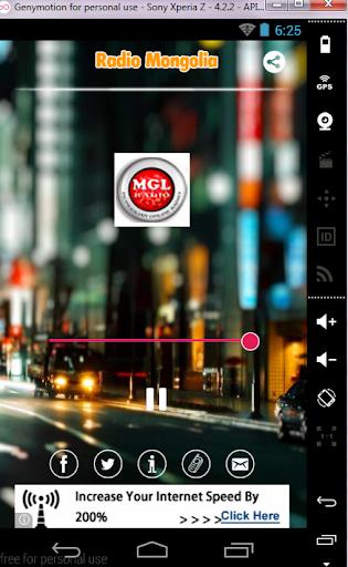 Radio Mongolia