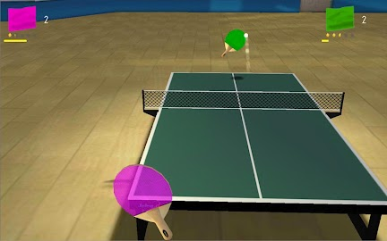 JPingPong Table Tennis Free Screenshot 4