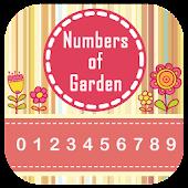Numbers of Garden