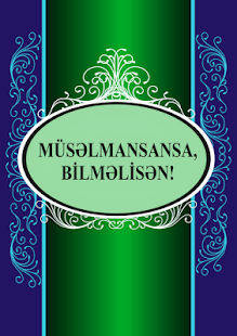 Muselmansansa bilmelisen - screenshot thumbnail