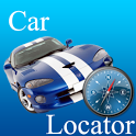 Car Locator - no ads icon