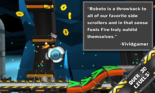 Roboto - screenshot thumbnail