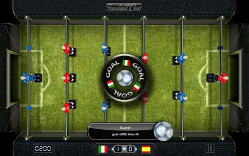 Foosball Cup - screenshot thumbnail