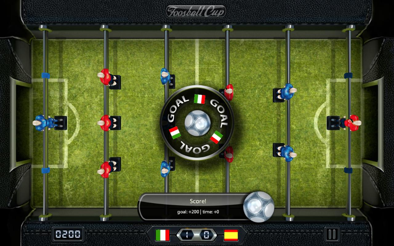 Foosball Cup - screenshot