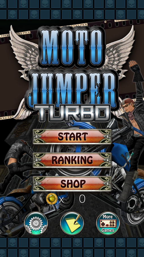 Moto Jumper Turbo- screenshot