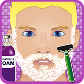 Shaving - Game Hairdressing