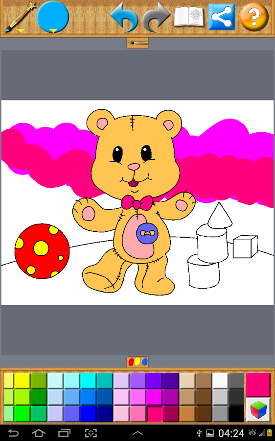 Kea Coloring Book- screenshot