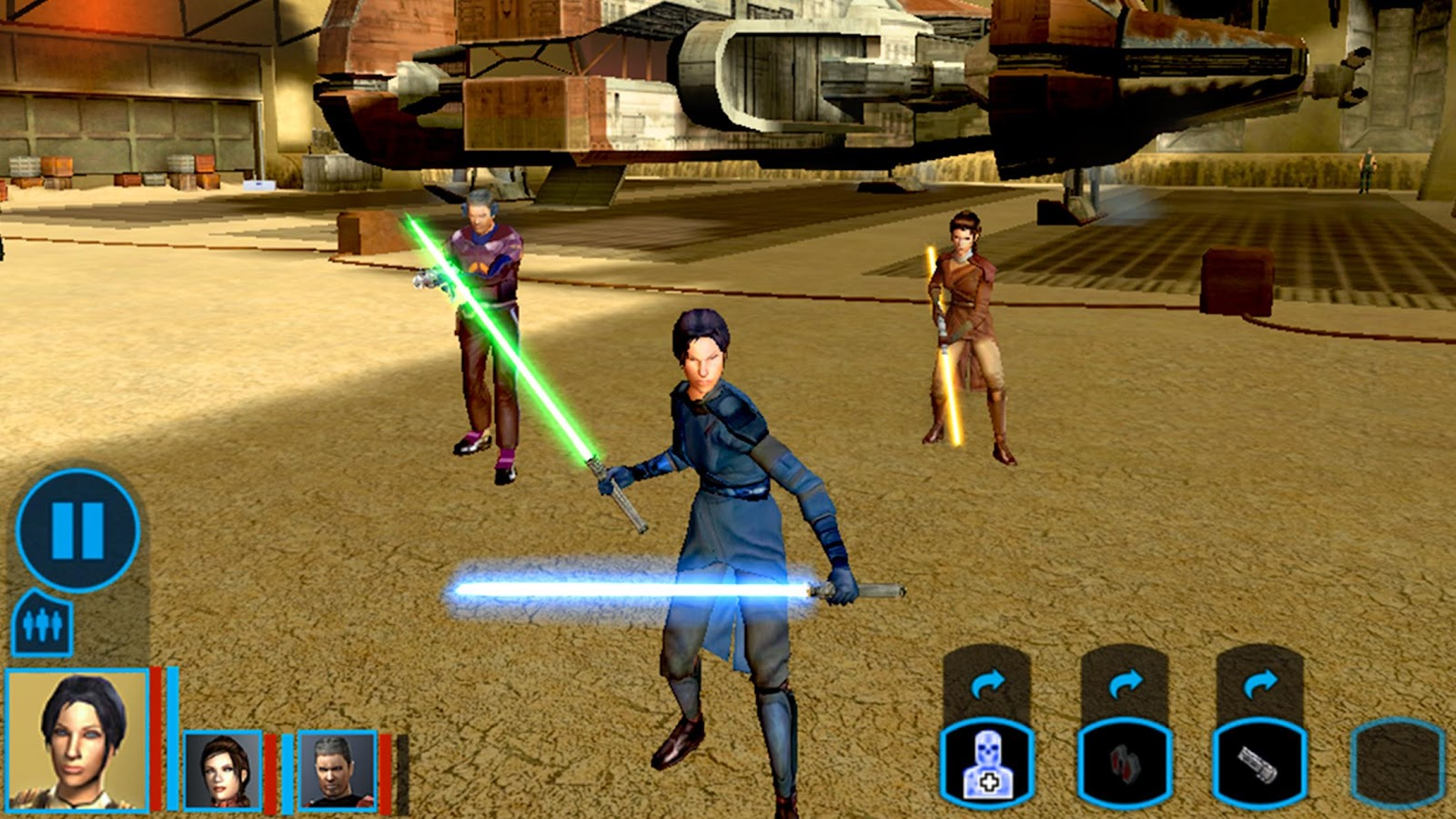 Star Wars™: KOTOR- screenshot