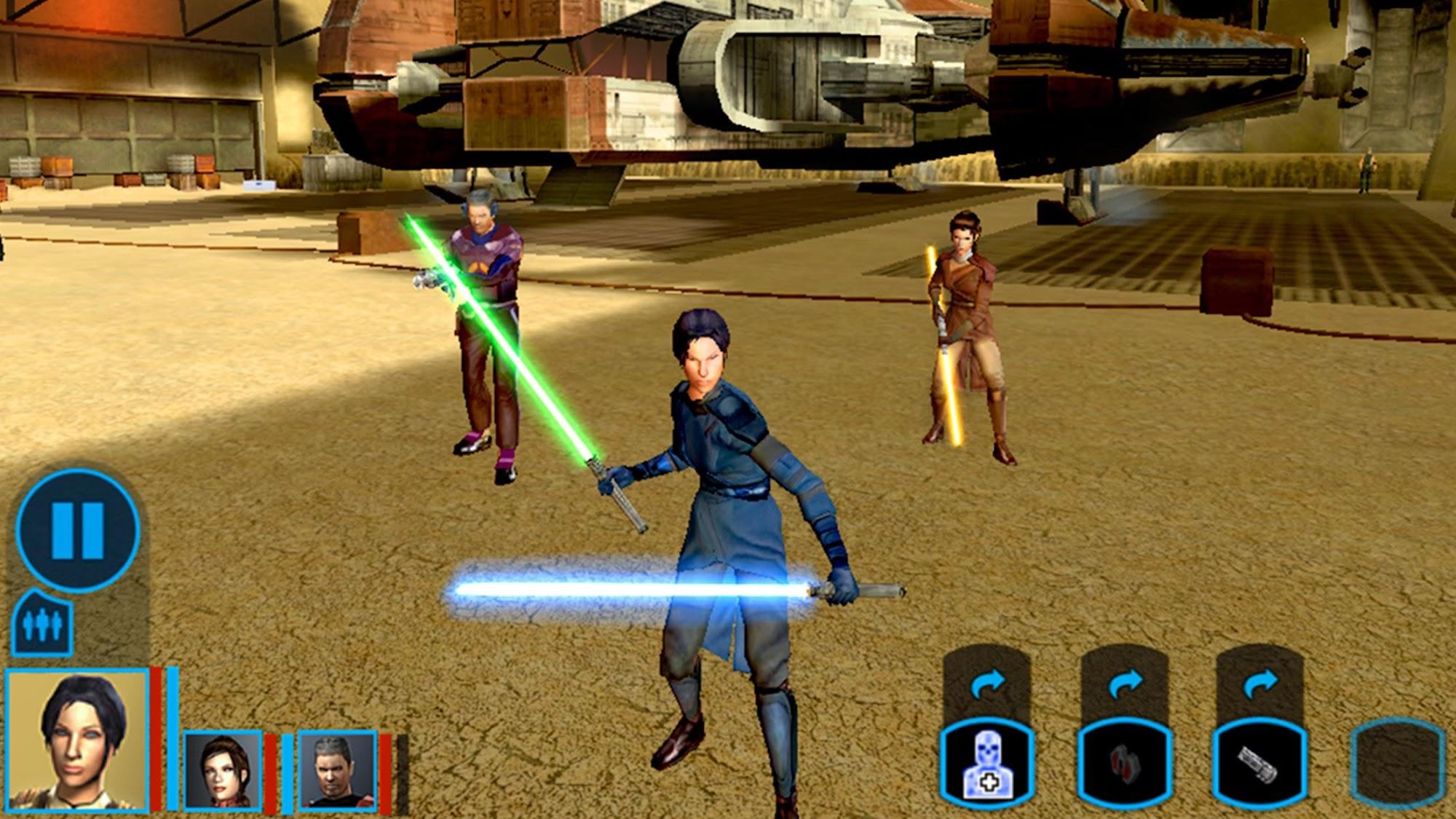 Star Wars™: KOTOR screenshot #12
