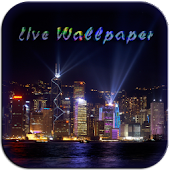 City Night Live Wallpaper
