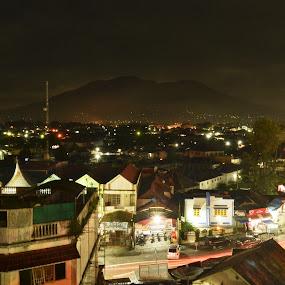 Janjang Gudang by Alvi Eko Pratama - City,  Street & Park  Night ( night, cityscape, night shot, city, nightscape )